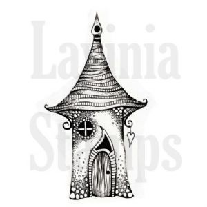 Freya's House  - Lavinia Stamps (LAV365)